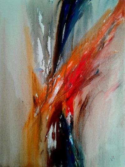 Abstraction, by Hovhannes Aghekyan