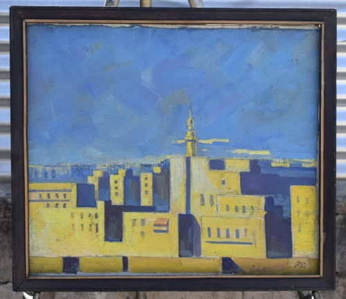 Aleppo, by Vahan Garibyan