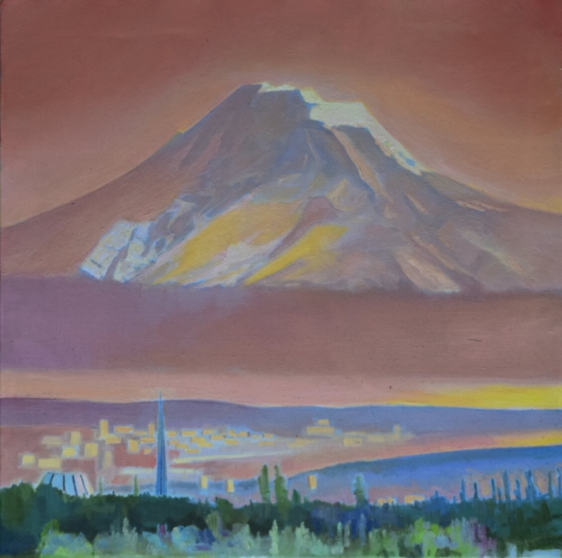 Ararat, by Vahan Garibyan