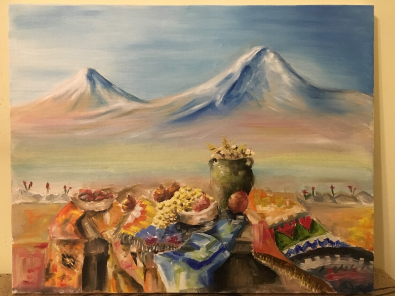 Armenian Culture, by Milena Badalyan