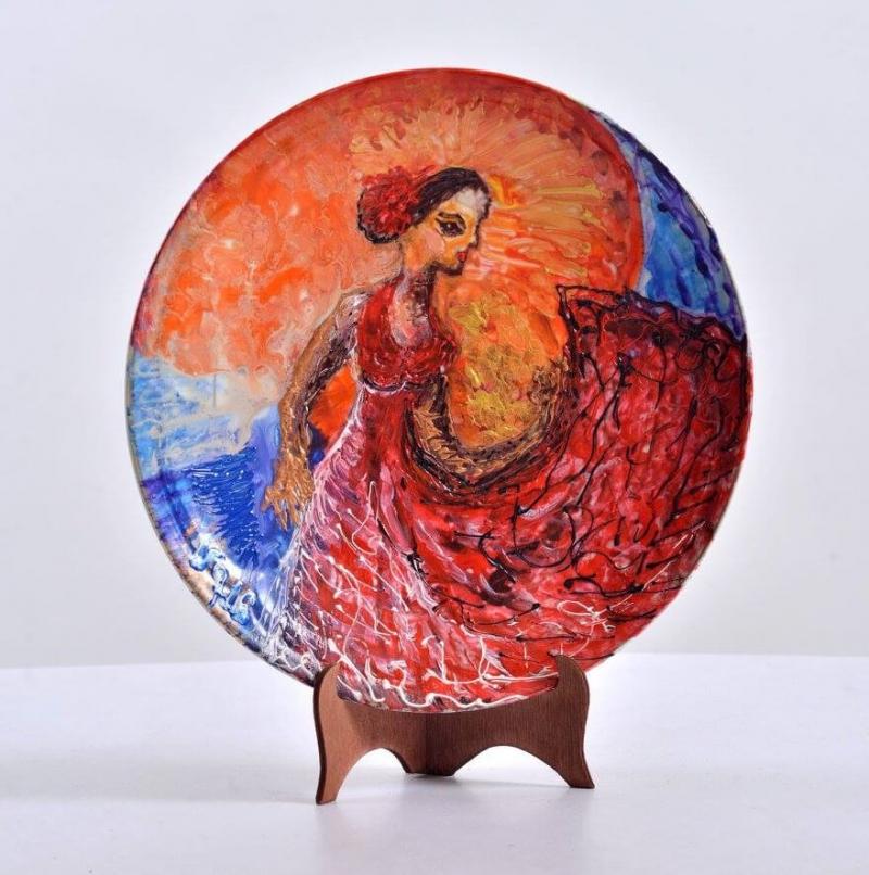 Flamenco, by Manan Garoukyan