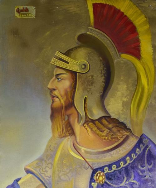 Vahe Haykazuni, by Vahan Garibyan