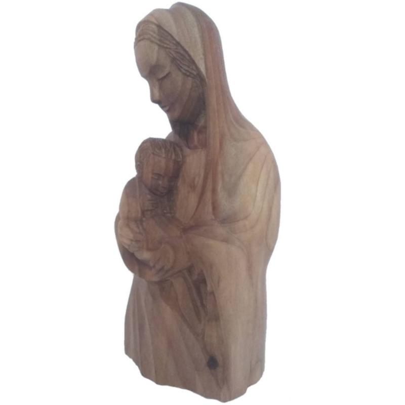 Աստվածամայրը մանուկ Հիսուսին գրկած, հեղինակ՝ Արայիկ Հարությունյան