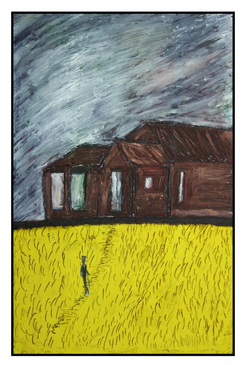 On a field, by Edgar Nav