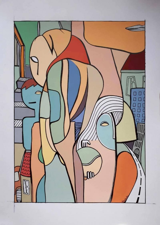 Family, by Shushan Danielyan