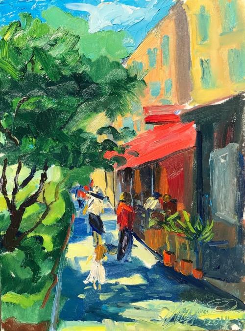 Abovyan Street, by Tigran Sargsyan