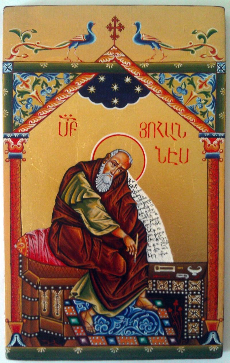St. John the Evangelist, by Marianna Hovhannisyan