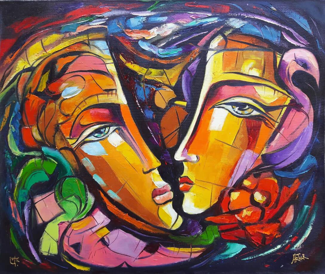 Masks, by Artur Pashikyan