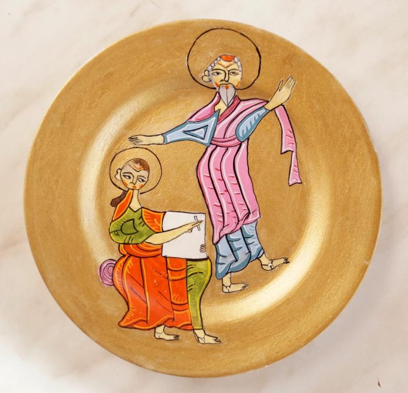 John the Apostle, by Mariam Badalyan