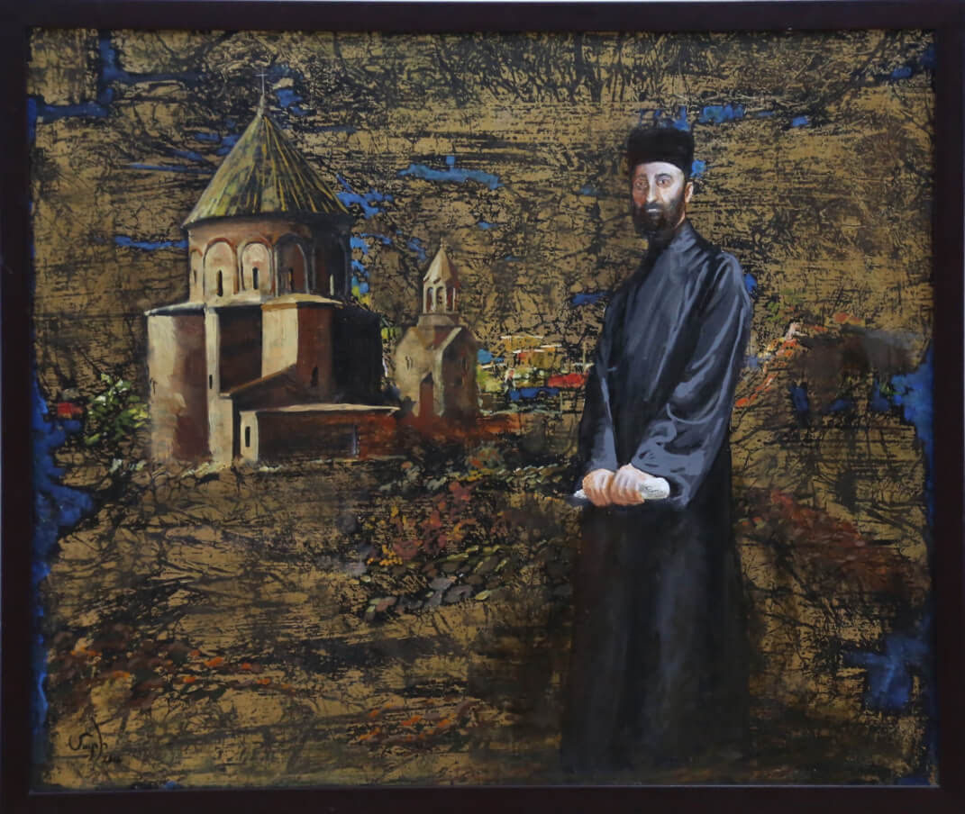 Komitas, by Mariam Harutyunyan