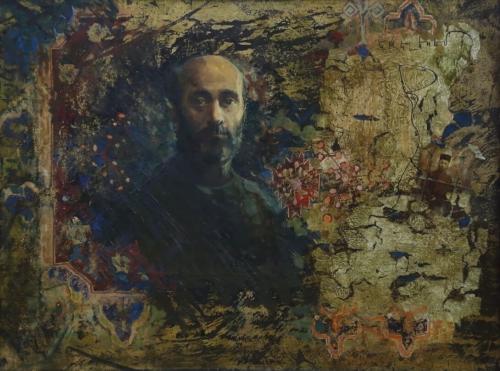 Komitas Vardapet (Komitas Priest), by Mariam Harutyunyan
