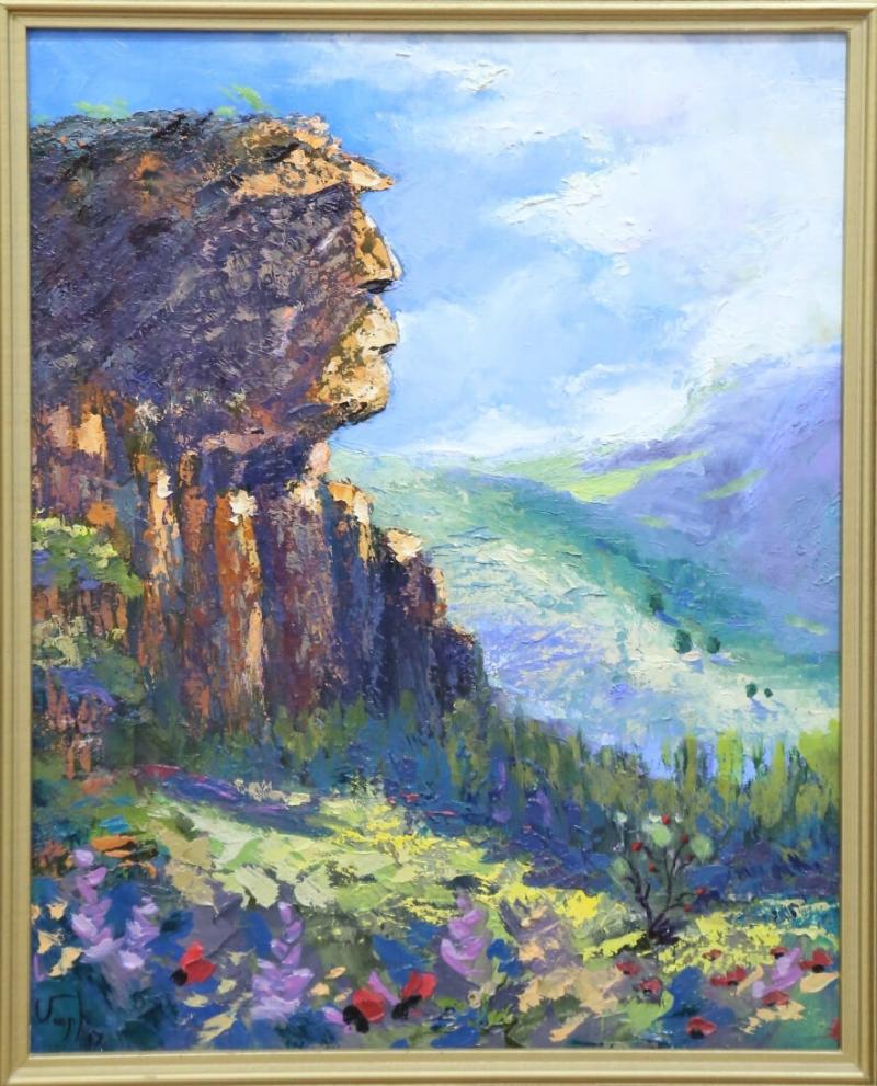 Zedea, by Mariam Harutyunyan