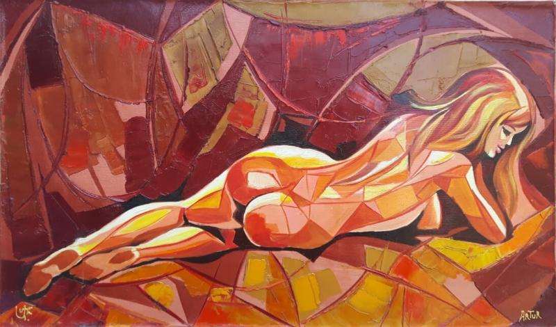Nude, by Artur Pashikyan