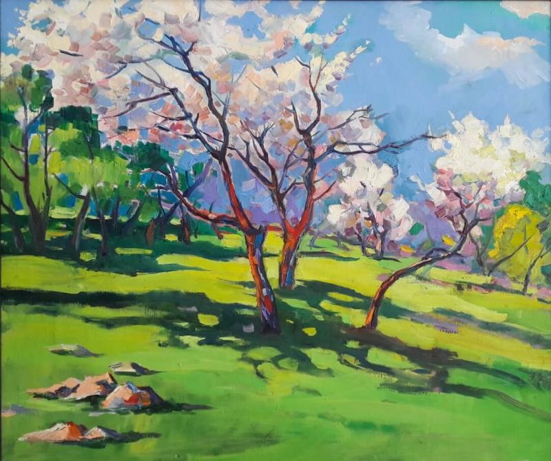 Spring, by Levon Khachatryan