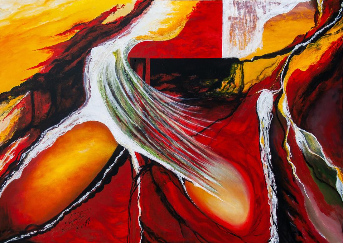 Velvet Freedom, by Varuzhan Dermardirosyan