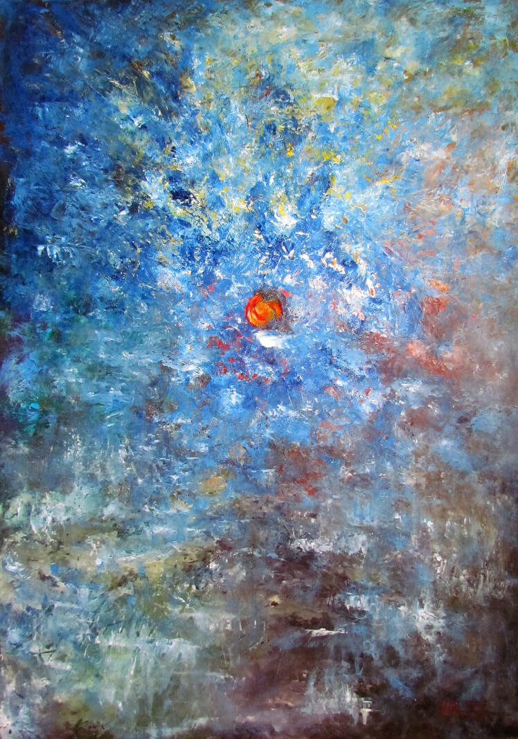 Dusk, by Anania Kocharyan