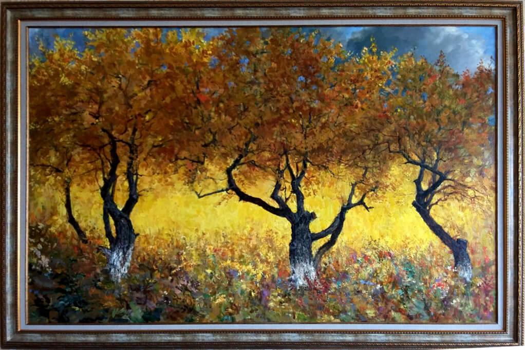 Autumn, by Garik Prveyan