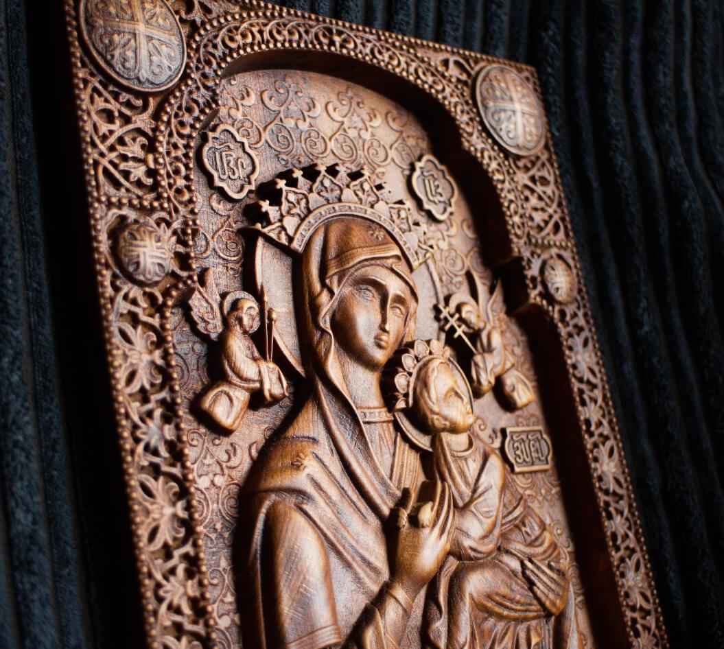 «Աստվածամայրը և մանուկ Հիսուսը», հեղինակ՝ ԱՐՄԱՏ