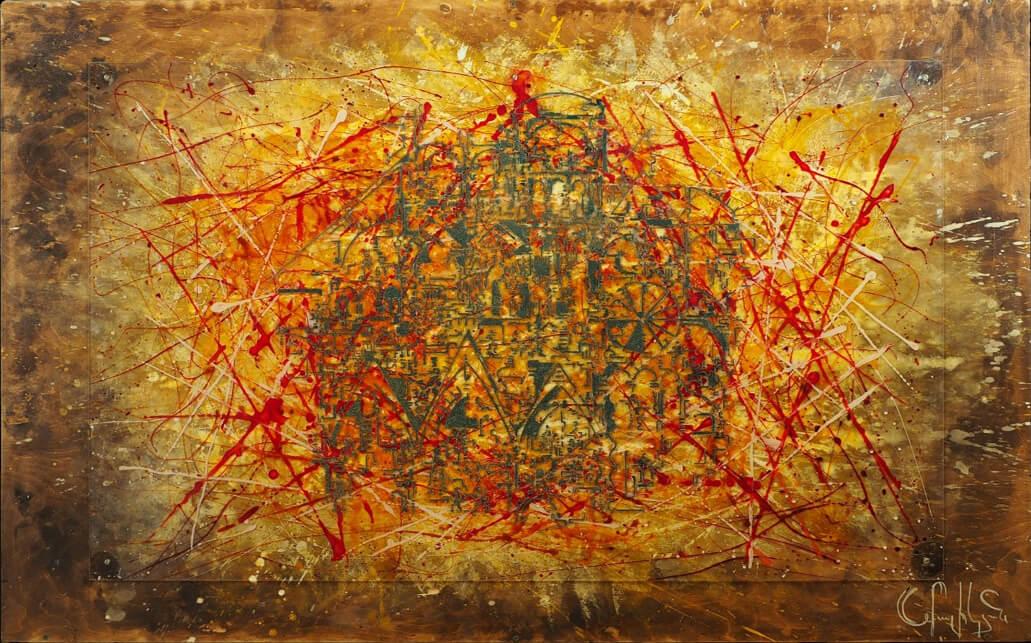 In that chaos, by Arsen Balikyan