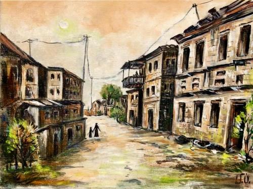 «Հին Երևան», հեղինակ՝ Արթուր Մելիքյան