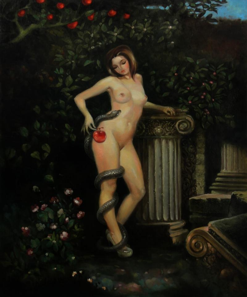 «Եվա», հեղինակ՝ Տիգրան Վարդիկյան