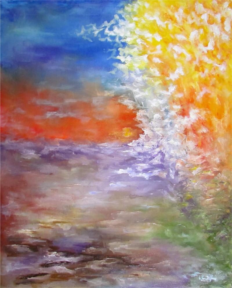 Flourishing, by Anania Kocharyan