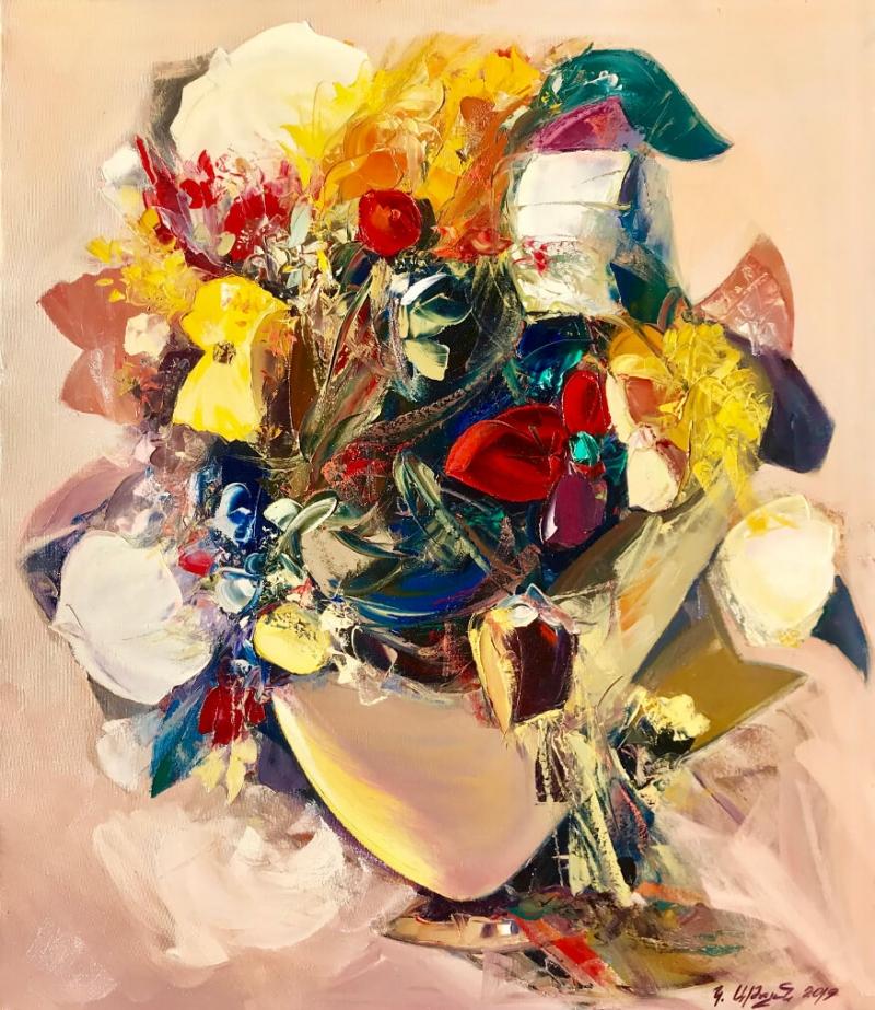 «Ծաղիկներ», հեղինակ՝ Կամո Աթոյան