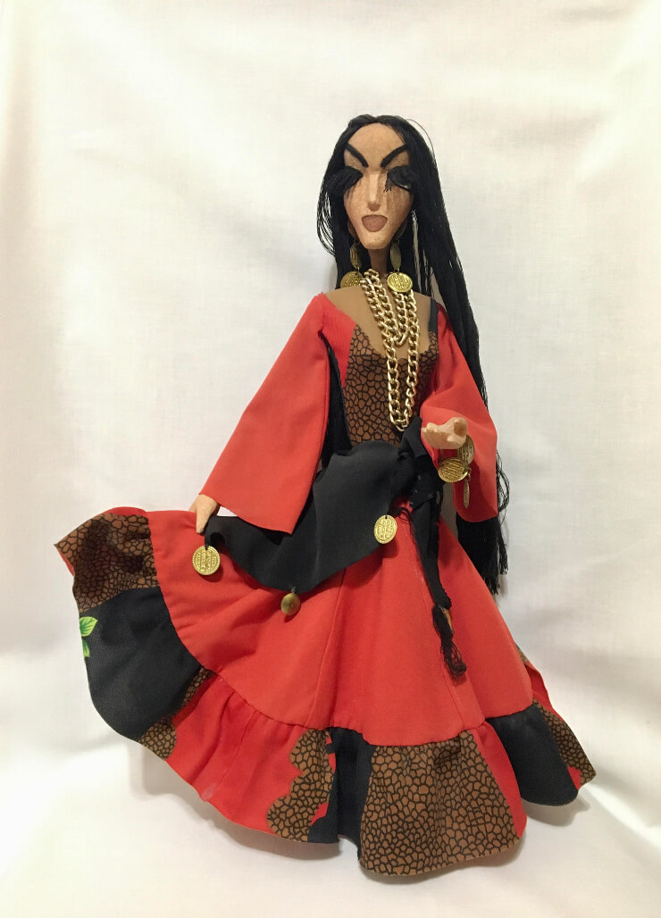Gypsy, by Marina Hovasapyan