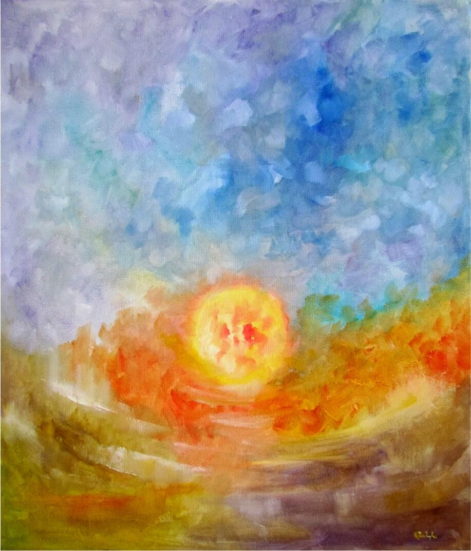 Rhapsody, by Anania Kocharyan