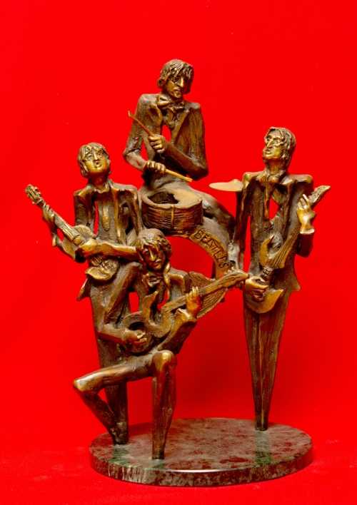 Beatles, by Eduard Shakhikyan