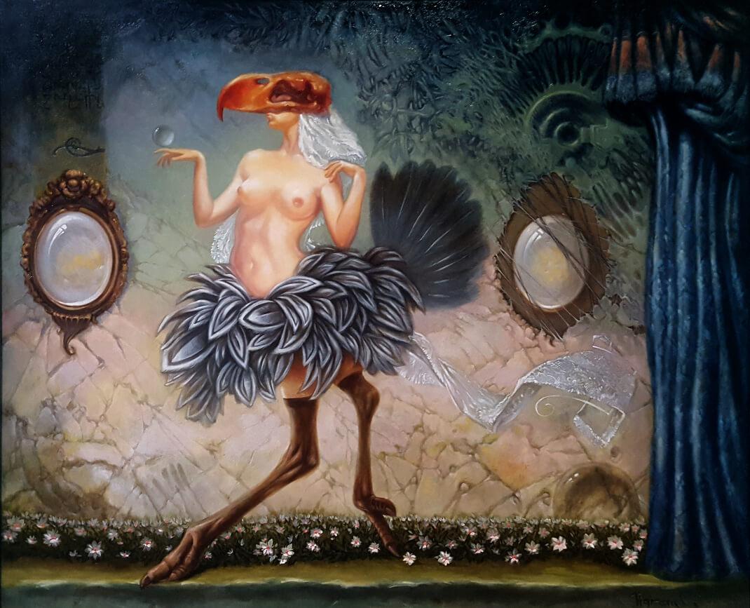 Two Mirrors, by Tigran Vardikyan