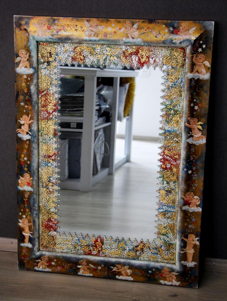 Mirror, by Vardan Harutyunyan