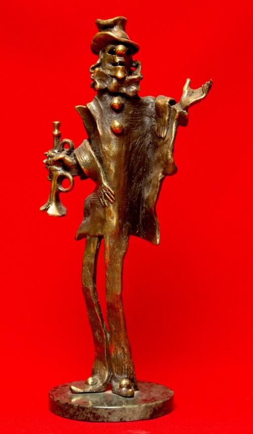 «Ծեր ծաղրածուն», հեղինակ՝ Էդուարդ Շախիկյան