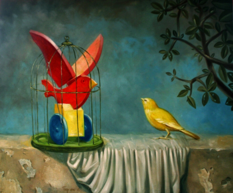 An Arrested Dream, by Tigran Vardikyan