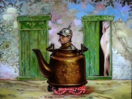 «Որտեղ տեսողությունը չի հասնում», հեղինակ՝ Տիգրան Վարդիկյան