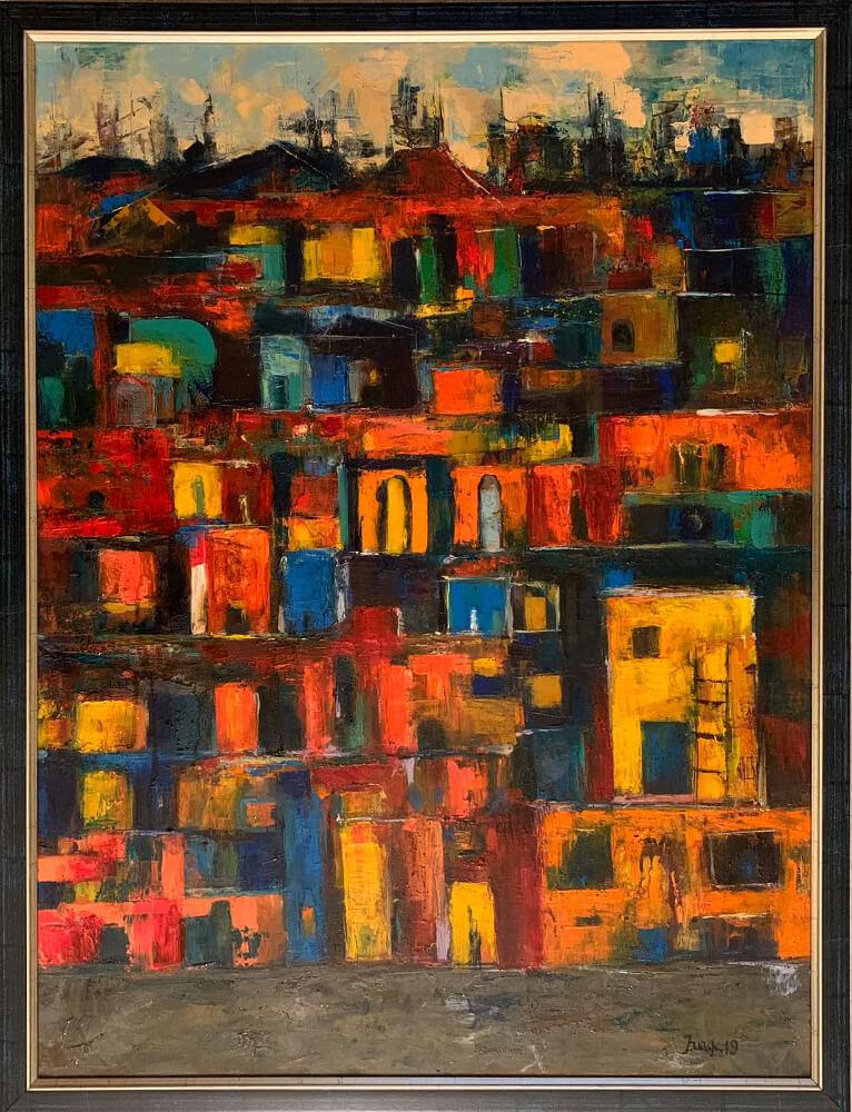 «Քաղաք», հեղինակ՝ Խանի