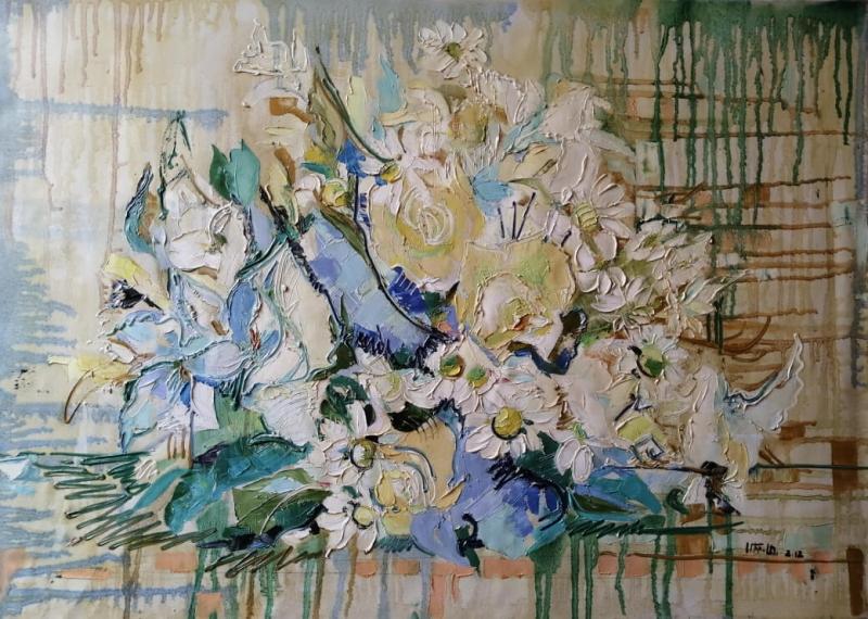 Flowers, by Anahit Mirijanyan