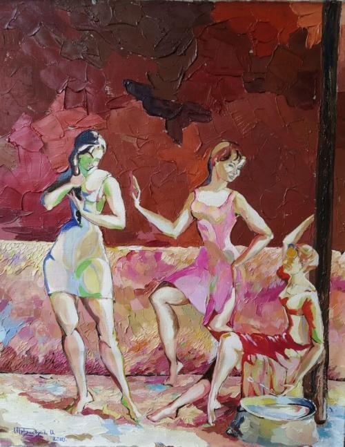 «Վարդավառ», հեղինակ՝ Անահիտ Միրիջանյան