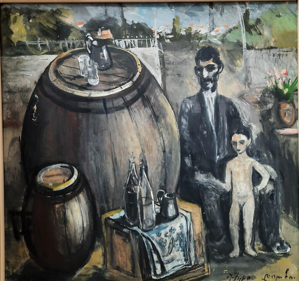 Fatherhood, by Albert Dilbarian (Dilbo)