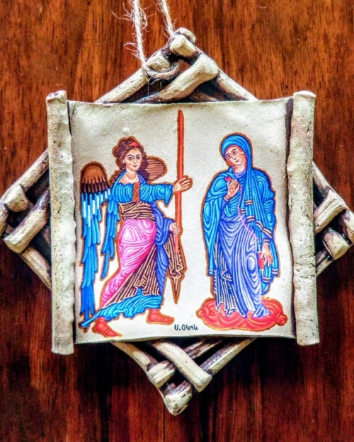 Gospel, 13th century, by Emmanuel Okoev