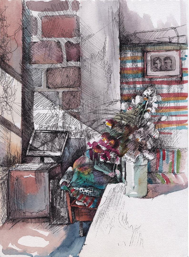 November, by Gayane Egiazaryan