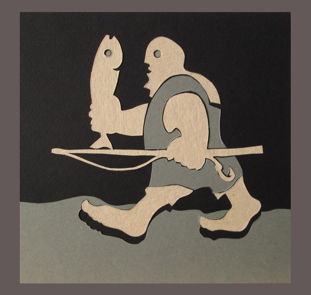 «Ձկնորսը», հեղինակ՝ Սարգիս Ներսեսյան