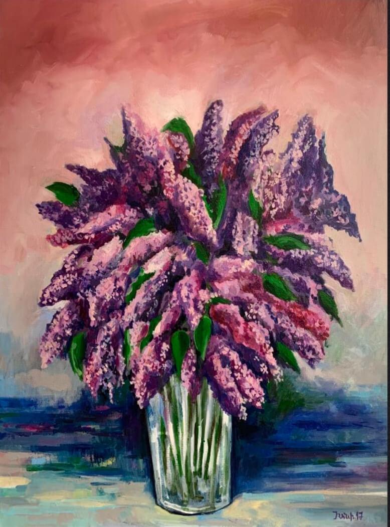 Lilac, by Khani