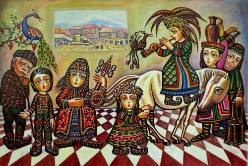 «Իմ Հայաստան», հեղինակ՝ Սևադա Գրիգորյան
