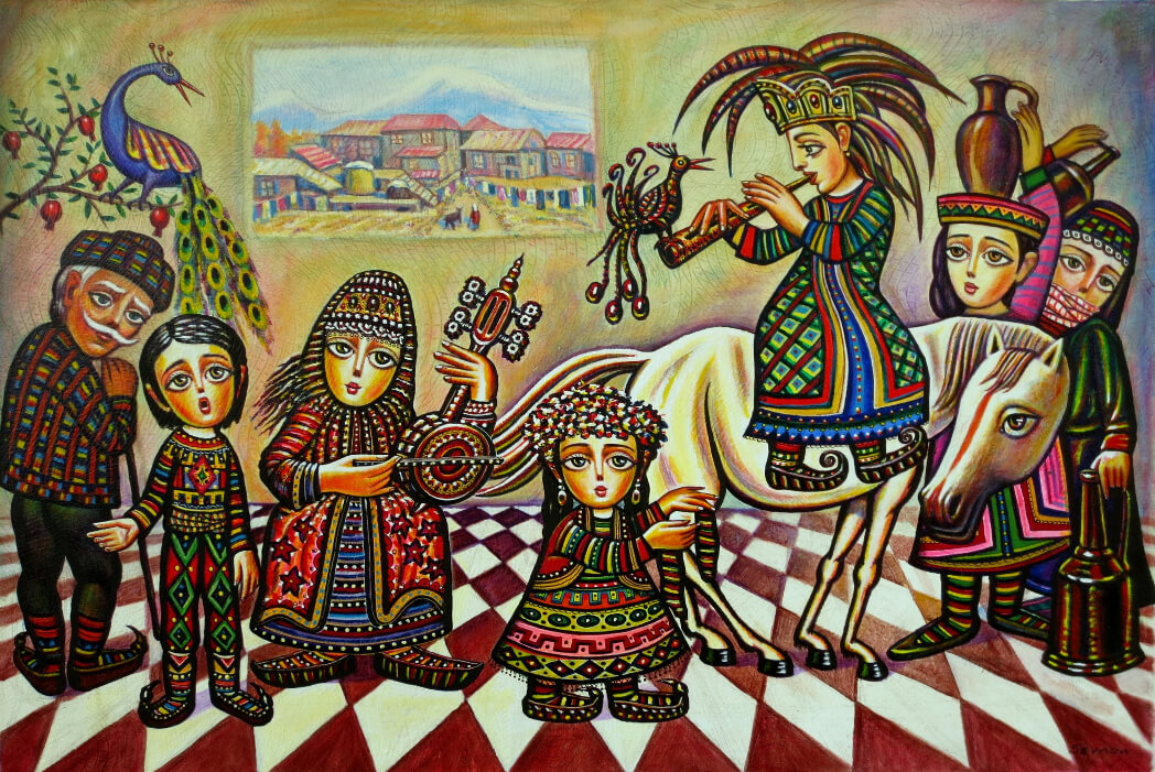 My Armenia, by Sevada Grigoryan