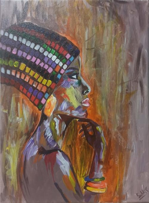 Colors of Africa, by Satenik Mnatsakanyan