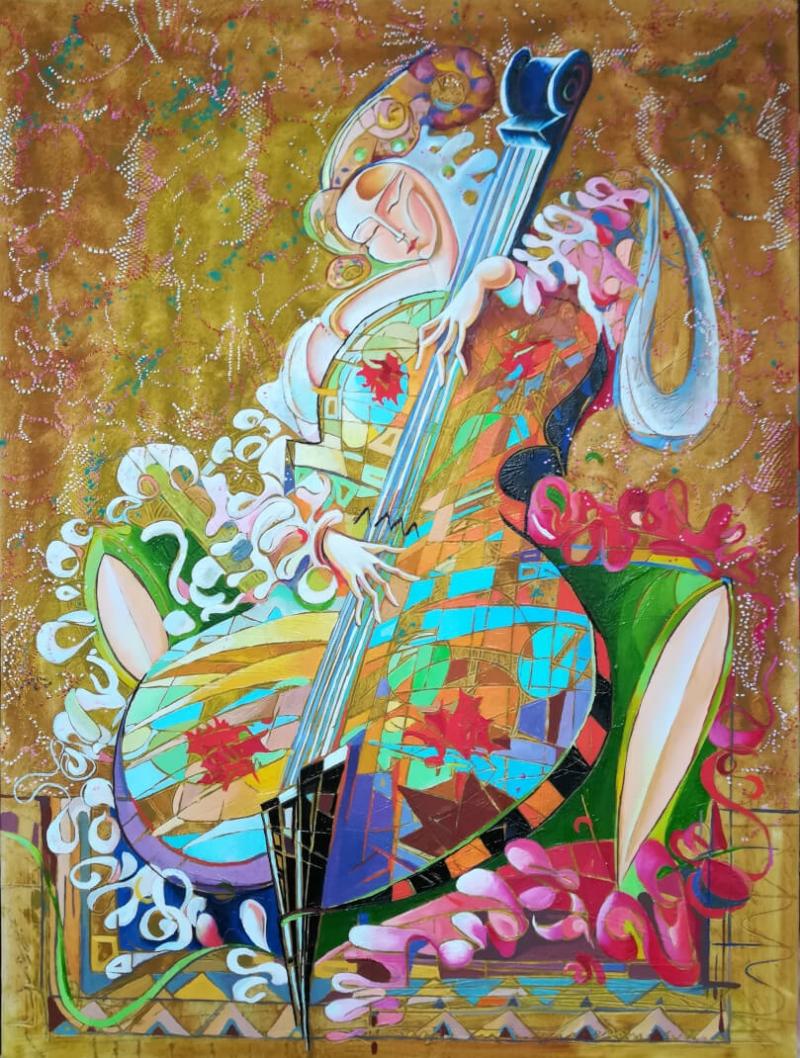 Melody, by Anahit Mirijanyan