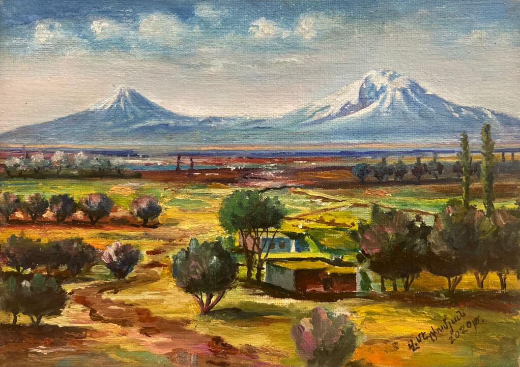 Ararat, by Valeri Melkumyan