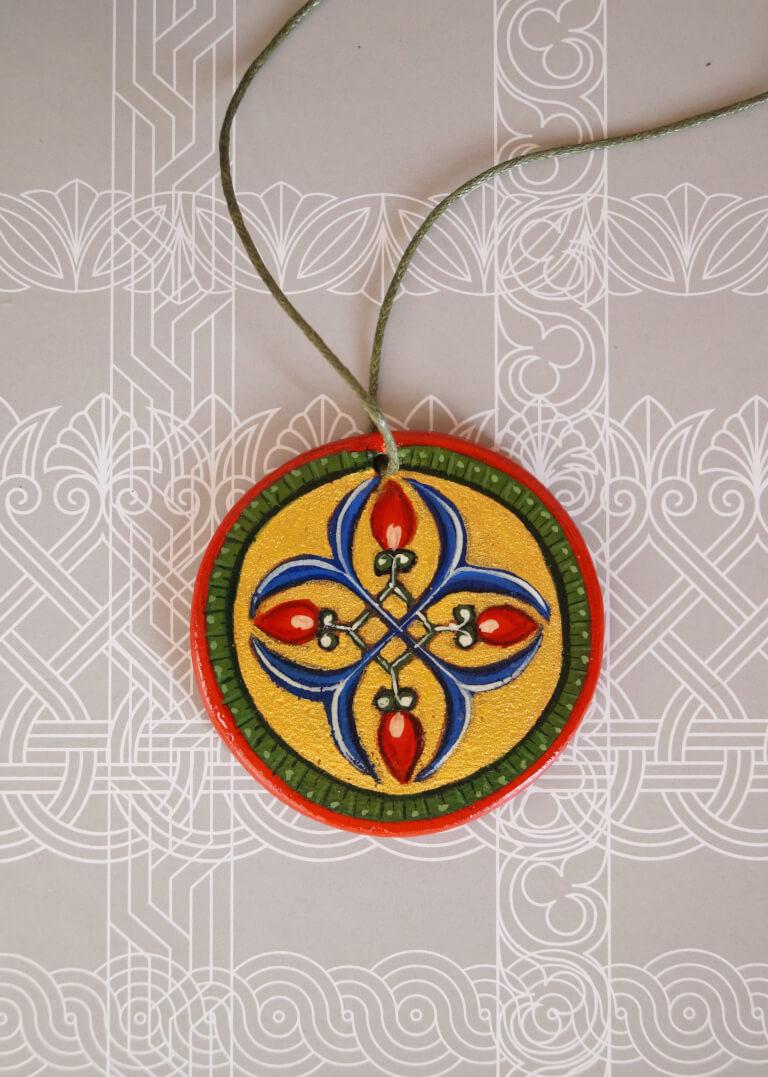 Miniature Patterns, by Mariam Badalyan