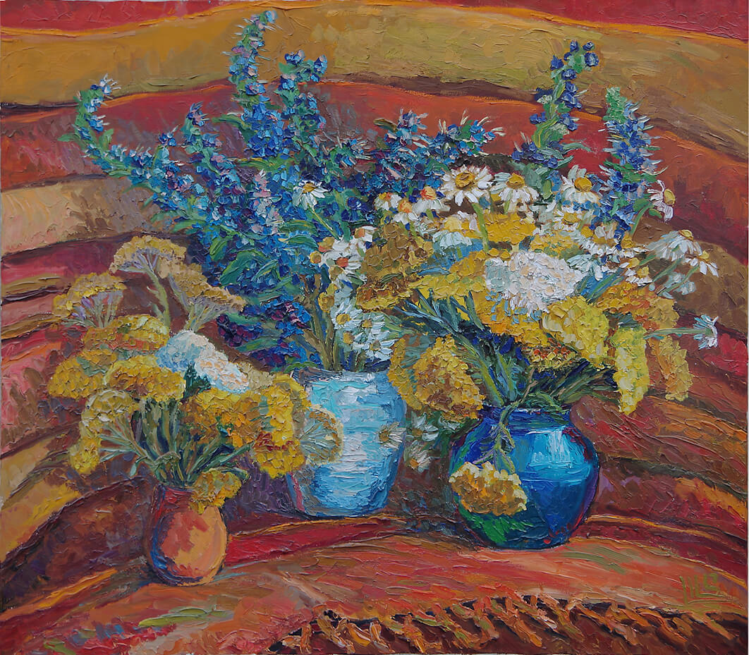 Field Flowers, by Lilit Vardanyan